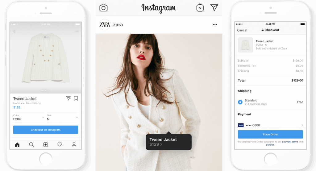 Instagram-Shopping-Checkout