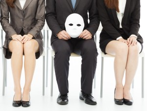 http://www.dreamstime.com/stock-photography-business-people-waiting-job-interview-strange-mask-chair-image41519272