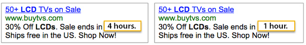 adwords-ad-copy-comparing-ads