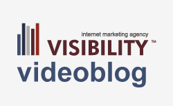 BE VISIBLE! videoblog #1